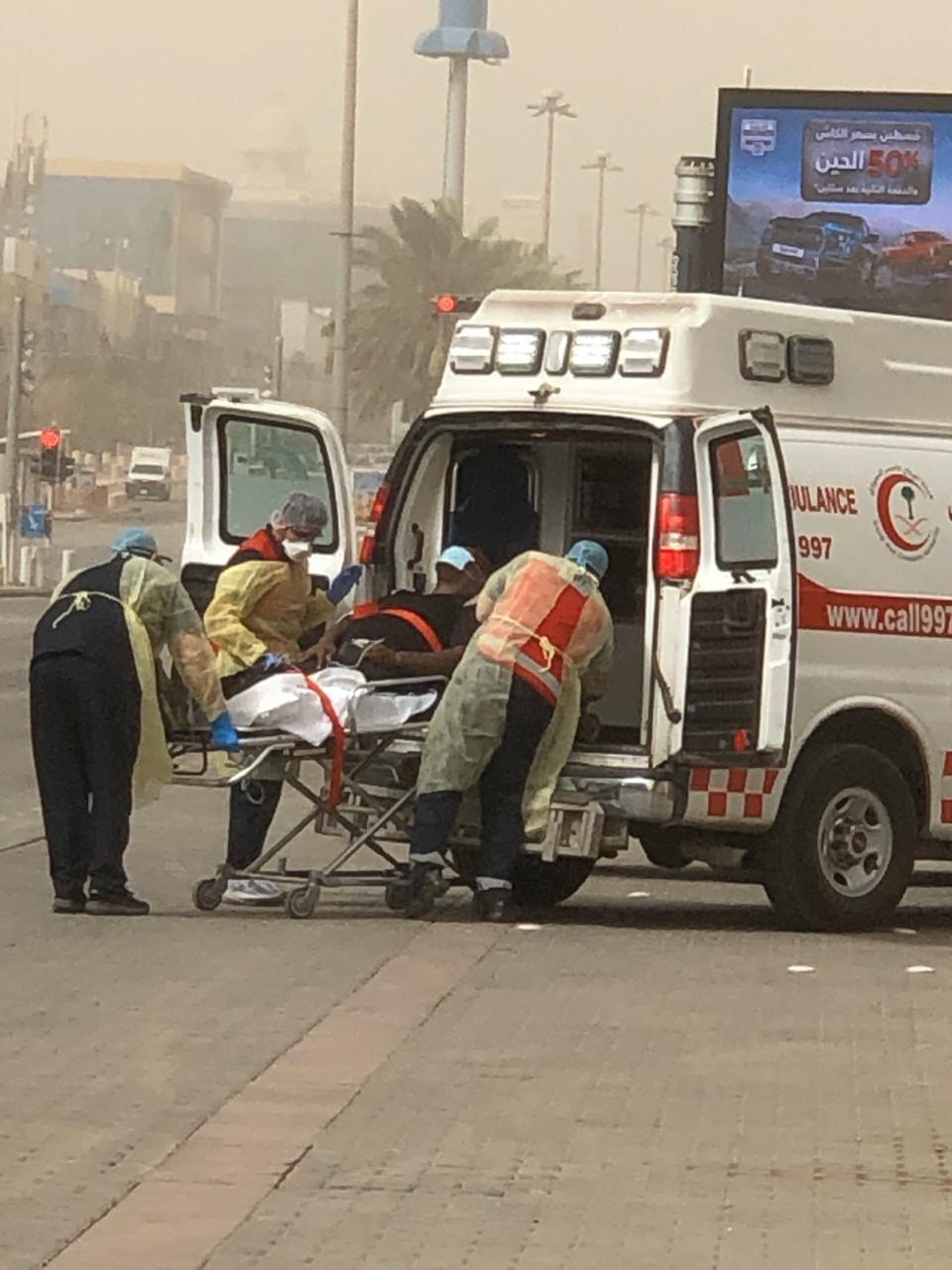 بالتعاون مدينة الملك الطبية الهلال 2141CB7D-29A5-43A7-8