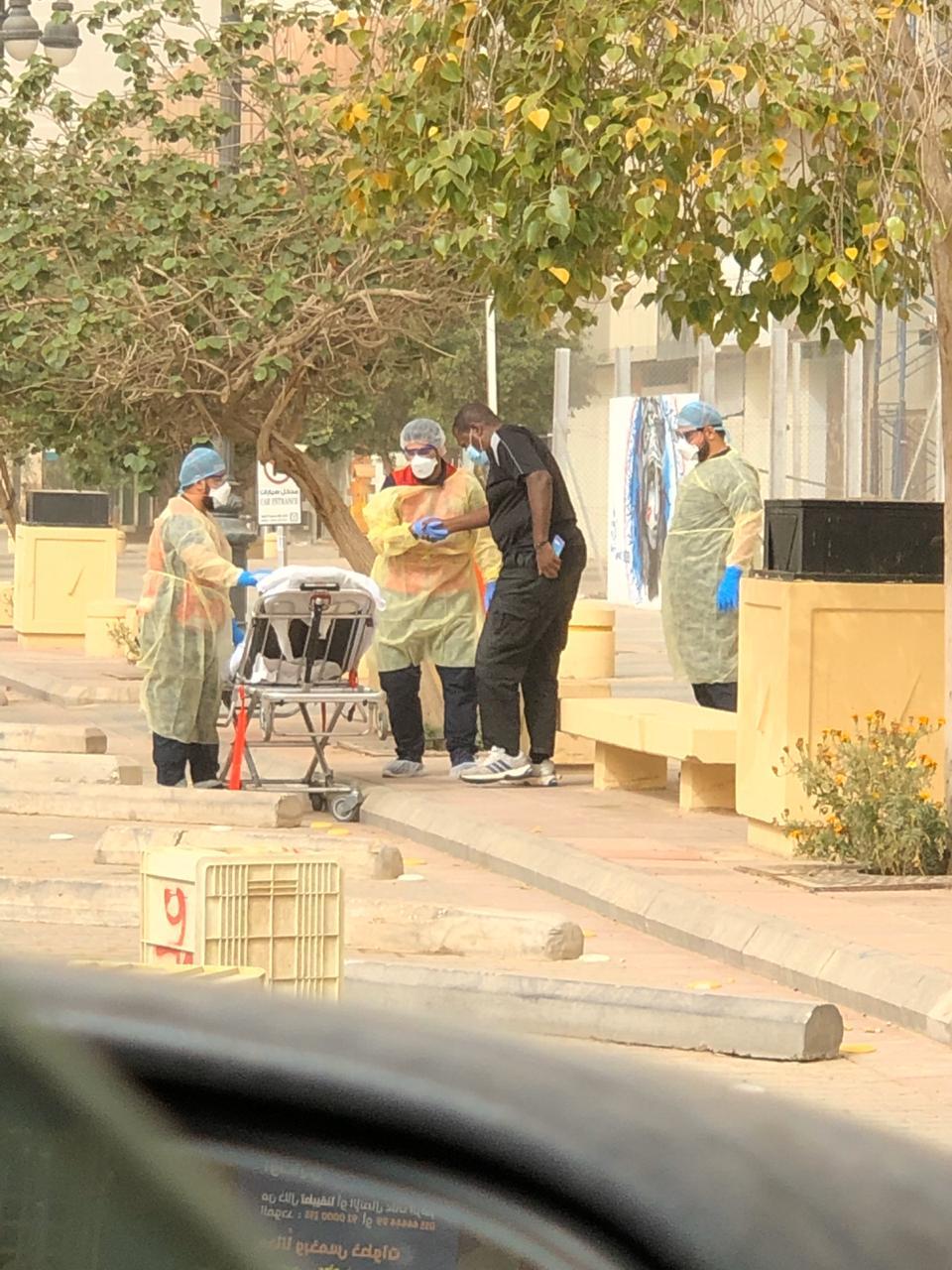 بالتعاون مدينة الملك الطبية الهلال 414F9039-1F4F-47A5-A