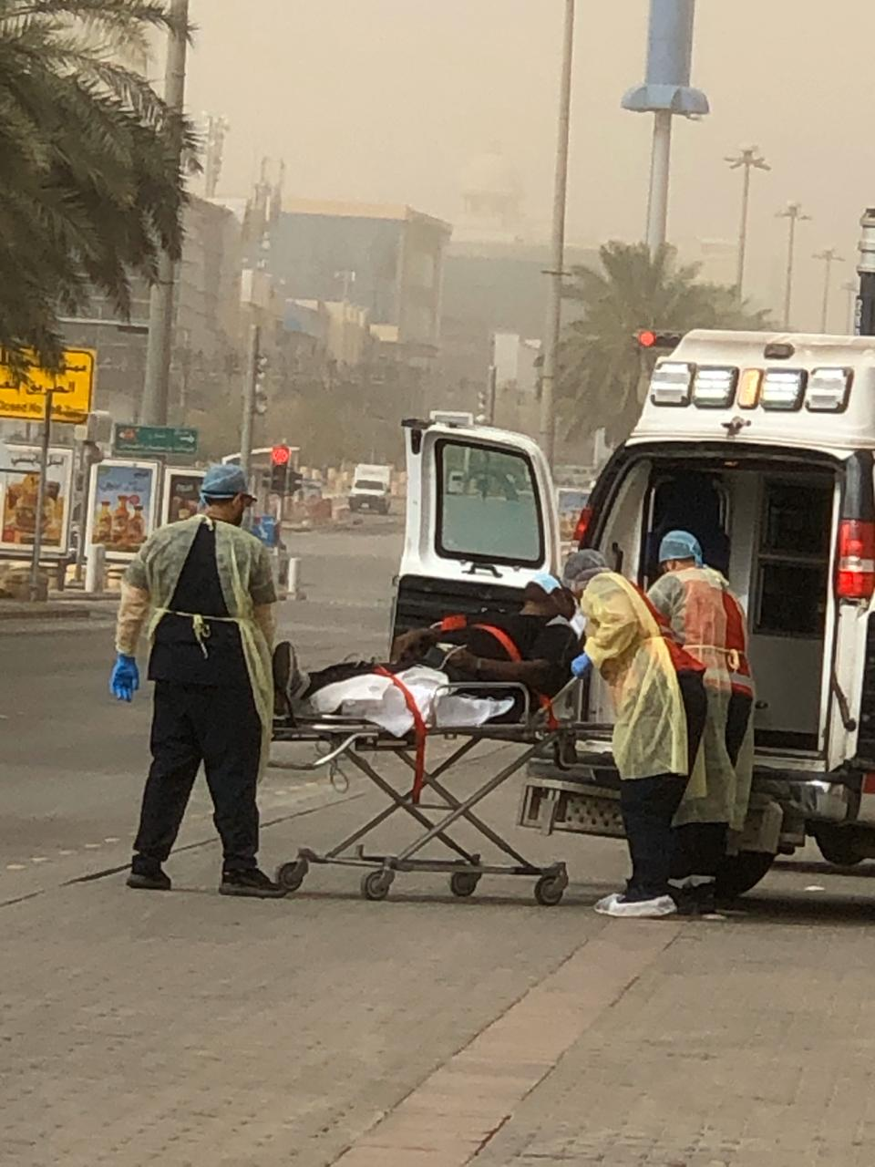 بالتعاون مدينة الملك الطبية الهلال E13C6823-4A5A-492C-A